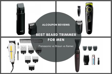 Best beard trimmer for men 2021 | Panasonic vs Braun vs Kemei