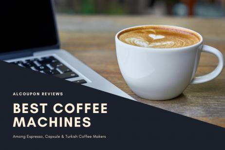 Best Coffee Machine 2021 | Espresso, Capsule or Turkish