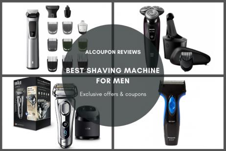 Best Shaving Machine 2021 | Best Hair & beard trimmers