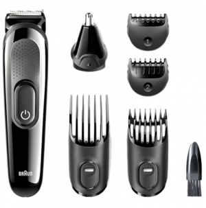 Braun 6-In-1 Beard & Hair Trimming Kit